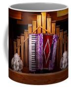 Instrument - Accordian - The Accordian Organ  Coffee Mug