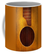 Instrument - Guitar - Let's Play Some Music  Coffee Mug