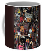 Instruments Coffee Mug