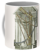 Instruments From A Viennese Observatory Coffee Mug