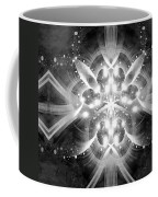 Intelligent Design Bw 1 Coffee Mug by Angelina Vick