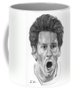 Intensity Lionel Messi Coffee Mug