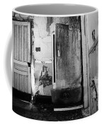 Interior In Black And White Coffee Mug