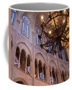 Interior Notre Dame Cathedral Coffee Mug