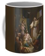 Interior Of Noah's Ark Coffee Mug by Joaquim Ramirez