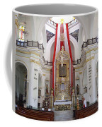 Interior Of Our Lady Of Guadalupe  Coffee Mug