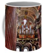 Interior St Stanislaus Church - Posnan Coffee Mug