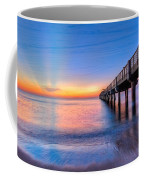 Into The Blue Coffee Mug