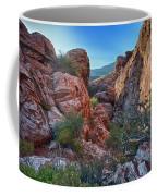Into The Canyon Coffee Mug