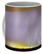 Into The Colorful Night Coffee Mug by James BO  Insogna