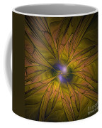 Into The Dreamy Blue Coffee Mug