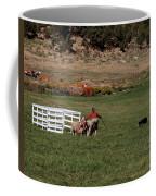 Into The Paddock Coffee Mug