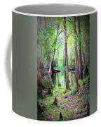Into The Swamp Coffee Mug