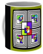Invisible Diamond Coffee Mug
