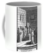 Ipswich Martyr, 1555 Coffee Mug by Granger