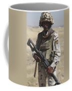 Iraqi Army Soldier Coffee Mug