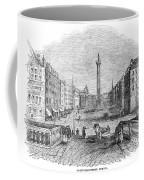 Ireland: Dublin, 1843 Coffee Mug