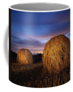 Ireland Hay Bales Coffee Mug