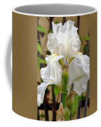 Iridescent Iris Coffee Mug
