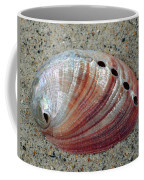 Iridescent Treasure Macro Coffee Mug