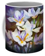 Iris Art Coffee Mug