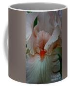Iris Orange Beard Coffee Mug
