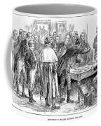 Irish Land League, 1886 Coffee Mug by Granger