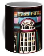 Irish Pub Coffee Mug