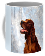 Irish Red Setter Coffee Mug