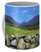Irish Snow Scenes, Co Wicklow Coffee Mug