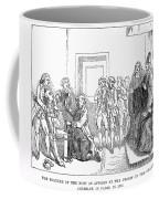 Iron Boot, 1777 Coffee Mug by Granger