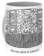 Iron Crown Of Lombardy Coffee Mug