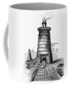 Iron Smelting, C1855 Coffee Mug