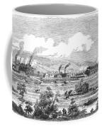 Iron Works, 1855 Coffee Mug