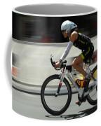 Ironman 2012 Flying By Coffee Mug