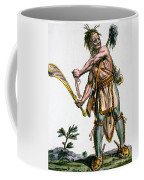 Iroquois Warrior Coffee Mug