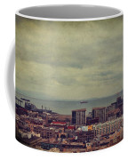 Is Anybody Out There Coffee Mug by Laurie Search