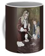 Isaac Newton, English Polymath Coffee Mug by Science Source