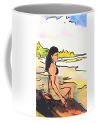 Island Girl Coffee Mug