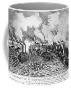 Island Number Ten, 1862 Coffee Mug