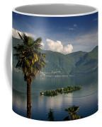 Islands On An Alpine Lake Coffee Mug