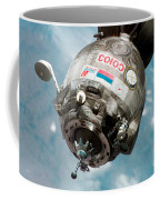 Iss Expedition 11 Crew Arriving Coffee Mug