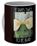 It Takes Two - Beak To Beak Coffee Mug