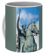 Italian Bronze Coffee Mug