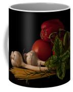 Italian Palate Number 2 Coffee Mug