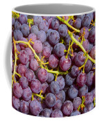 Italian Red Grape Bunch Coffee Mug