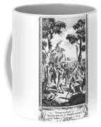 Italy: Protestant Martyrs Coffee Mug by Granger