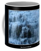 Ithaca Falls New York Closeup Coffee Mug