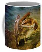 It's Cleaning Day By Pelicans Coffee Mug