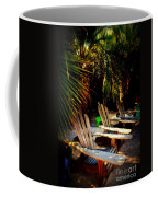 Its Margarita Time In Paradise Coffee Mug by Susanne Van Hulst